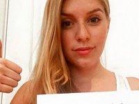 Mujer busca a través de redes sociales al hombre que la salvó de una violación
