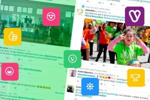 Las redes sociales se motivaron con #BailarTeHaceBien