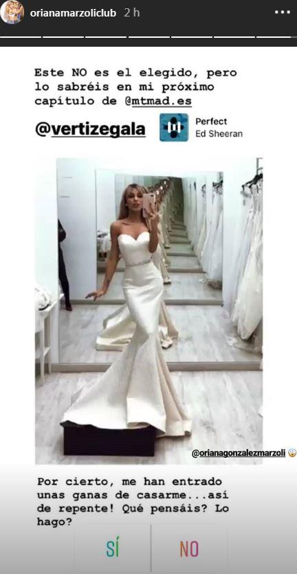 Mi vestido de novia mega