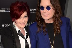 Ozzy y Sharon Osbourne ponen término a 33 años de matrimonio