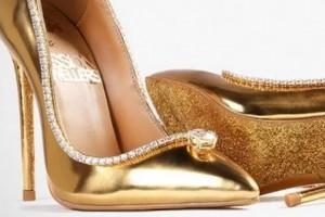 ¡Dubái suma un nuevo récord! Presentó los zapatos más caros del mundo
