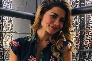 Antonella Ríos muestra su nuevo piercing en el rostro